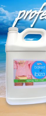 Click for Baked in Ibizia Tanning Mist