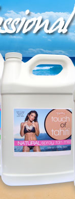 Click for Touch of Tahiti Tanning Mist