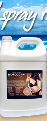Click for Moroccan Mineral® Signature Tanning Mist