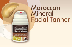Product shot of Moroccan Mineral® Facial Tanner